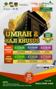 Umroh Promo Akhir 2018 Proin Travel