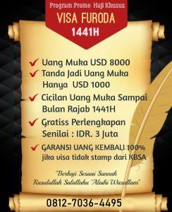 Promo Haji Khusus 1441-2020