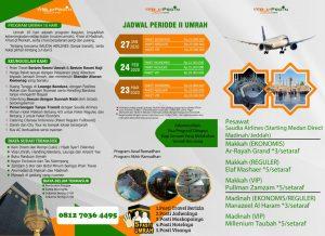 Umroh Awal Tahun 2020 - Proin Travel Medan