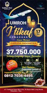 Umroh Itikaf Ramadhan 2020 - Sukkari Tours