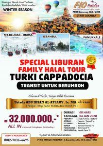 wisata turki Januari 2020 - Fio Holiday