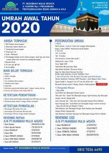 umroh 2020 - muhibbah tour