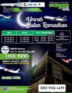 Umroh Ramadhan 2020 - Magna Tour