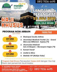 haji plus 2020 - muhibbah travel